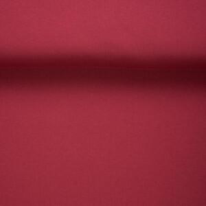 ORGANIC SWEAT BRUSHED RED
